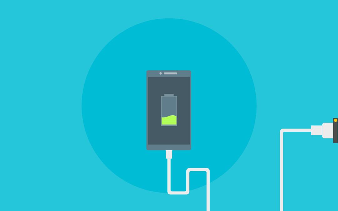 Cara Mengecas Telefon Pintar Dengan Lebih Pantas