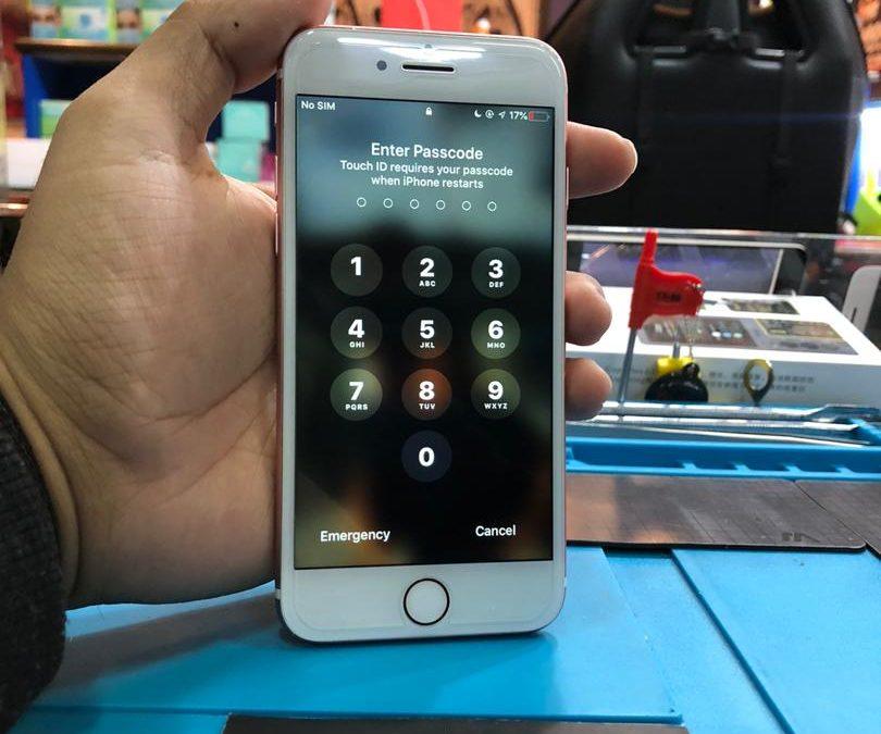 Penukaran Skrin iPhone 7 Di iPro Ampang
