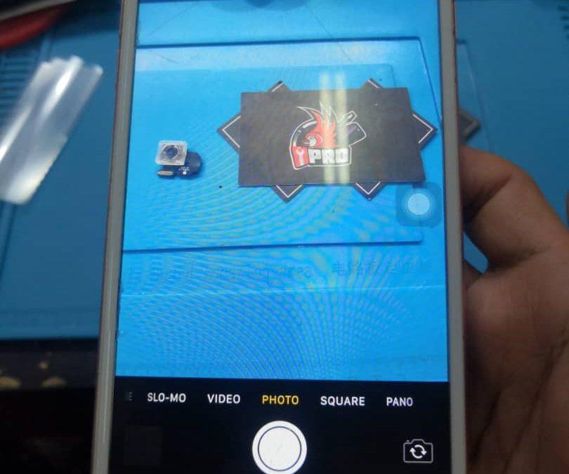 Penukaran Kamera iPhone 6s Plus Di iPro Ampang